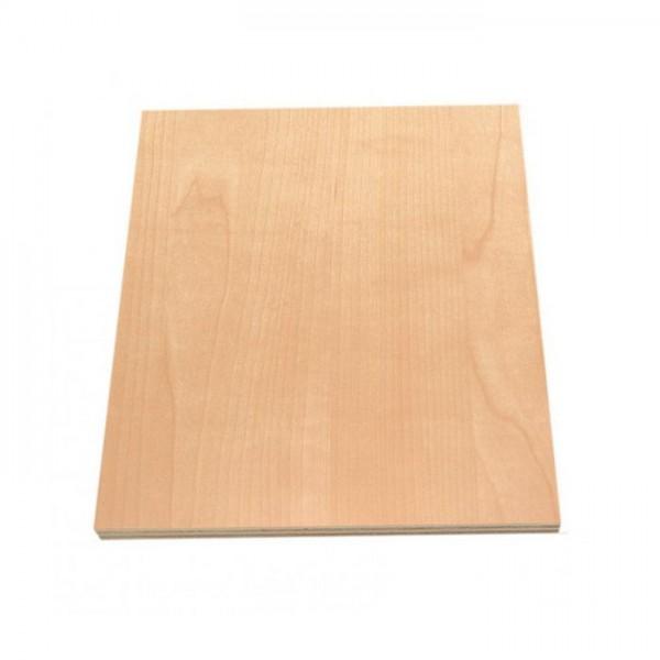 Birch Plywood for Mould - 15 mm - 45 cm x 25 cm - Viola
