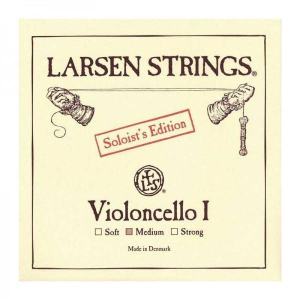 LARSEN Cello - A - Medium Soloist Edition