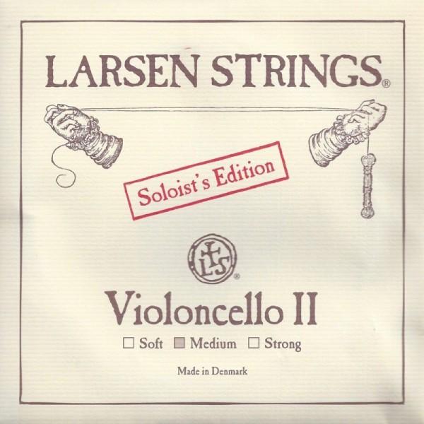 LARSEN Cello - D - Medium Solist's Edition