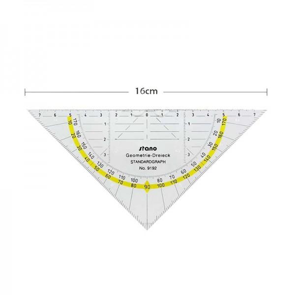 Goniometro a Triangolo millimetrato rigido