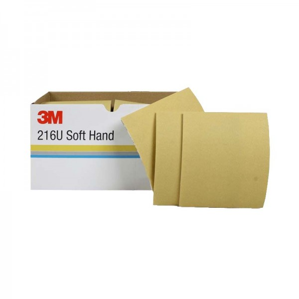 3M Easy Hand 216U Sheet with Latex Support - 114 mm x 135 mm