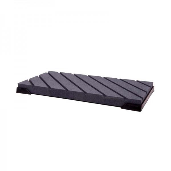 NANIWA Japanese Flattening Stone - 300 mm x 150 mm x 20 mm - Grit 220
