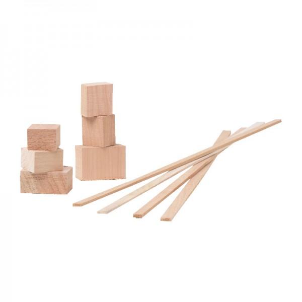 Blocks & Linings Set - Violin