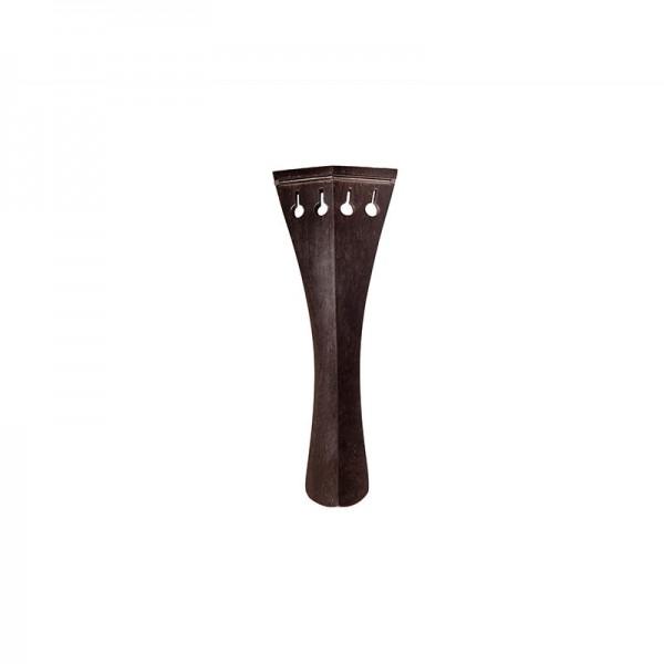 Standard African Ebony Tailpiece - Violin - Hill Model