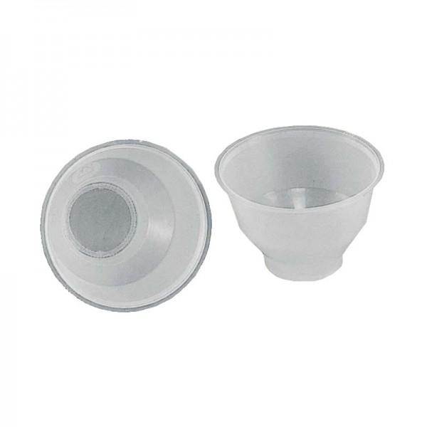 Filtri a Tazza in Plastica con Rete di Nylon